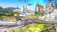 Tajo horizontal (2) SSB4 (Wii U)