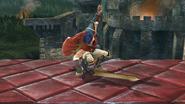 Ataque fuerte superior de Ike (1) SSB4 (Wii U)