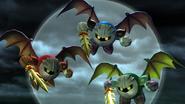 Créditos Modo Senda del guerrero Meta Knight SSB4 (Wii U)