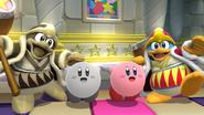 Créditos Modo Senda del guerrero Rey Dedede SSB4 (Wii U)