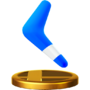 Trofeo de Bumerán SSB4 (Wii U)