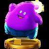 Trofeo de Destrella SSB4 (Wii U)