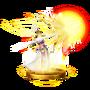 Trofeo de Flecha de luz (Zelda) SSB4 (Wii U)
