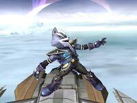 Ataque aéreo superior Wolf SSBB