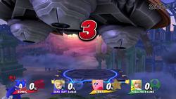 Entrada de Samus Zero SSB4 (Wii U)