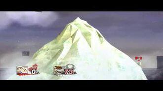 Fallo Iceberg En Super Smash Bros
