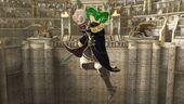 Indefensión Daraen (mujer) SSB4 (Wii U)