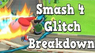 Little Mac Kirby Glitch Breakdown SSB4