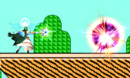 Llama explosiva Palutena SSB4 (3DS)