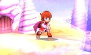 Príncipe de Sablé en Magicant SSB4 (3DS)
