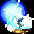 Trofeo de Golpe crítico (Marth) SSB4 (Wii U)