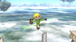 Asalto ascendente (1) SSB4 (Wii U)