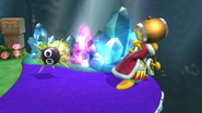 Lanzamiento de Gordo (1) SSB4 (Wii U)