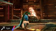 Lyn (1) SSB4 (Wii U)