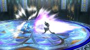Palmeo (Lucario) (6) SSB4 (Wii U)