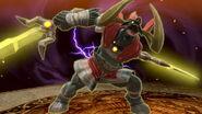 Smash final de Ganondorf SSBU