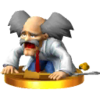 Trofeo de Dr. Wily SSB4 (3DS)