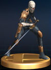 Trofeo de Gray Fox SSBB
