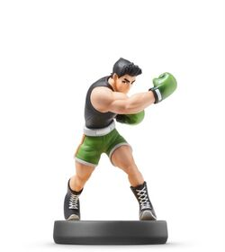 Amiibo de Little Mac