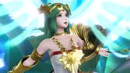 Créditos Modo Senda del guerrero Palutena SSB4 (Wii U)