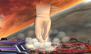 Crazy Hand Tornado SSB4 (3DS)