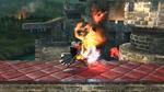 Muro de fuego (2) SSB4 (Wii U)
