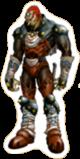Pegatina Ganondorf (OoT) SSBB