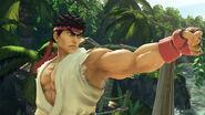 Ryu en Isla de Kong Selva Kongo SSBU