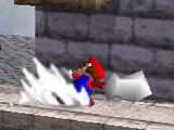 Ataque Smash lateral