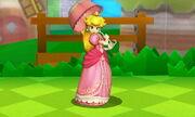 Burla superior Peach SSB4 (3DS)