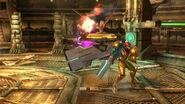 FG II - Graham siendo atacado SSB4 (Wii U)