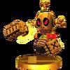 Trofeo de Hueso Deoro SSB4 (3DS)