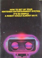 Ultima pagina del manual de R.O.B.