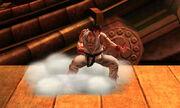 Burla inferior Ryu SSB4 (3DS)