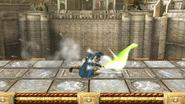 Danza del sable (Marth) (9) SSB4 (Wii U)