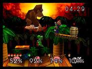 Donkey Kong Gigante (SSB)
