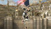 Indefensión Corrin (mujer) SSB4 (Wii U)