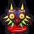 Trofeo de Máscara de Majora en Mundo Smash SSB4 (Wii U)