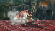 Burla superior de Ike (2) SSB4 (Wii U)