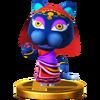 Trofeo de Katrina SSB4 (Wii U)