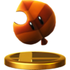 Trofeo de Superhoja SSB4 (Wii U)