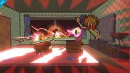 Un Luchador Mii, el Aldeano y Pikachu en GAMER SSB4 (Wii U) (2)