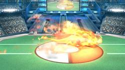 Anillo Ígneo (1) SSB4 (Wii U)