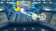 Ataque rápido (2) SSB4 (Wii U)