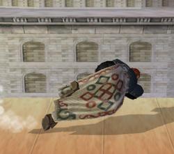 Ataque rápido de Ganondorf SSBM