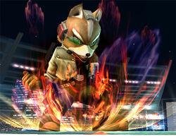 Burla Fox Hacia Arriba