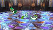 Snivy SSB4 (Wii U)