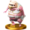 Trofeo de Pigma Dengar SSB4 (Wii U)