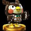 Trofeo de Sócrates SSB4 (Wii U)
