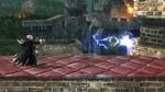 Trueno violento (2) SSB4 (Wii U)